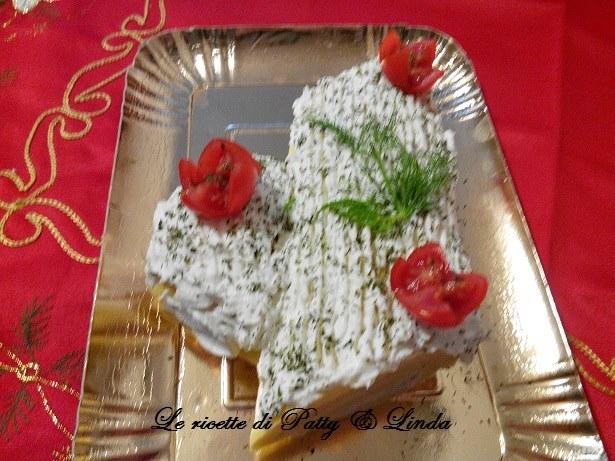 Tronchetto Di Natale Sale E Pepe.Tronchetto Di Natale Salato